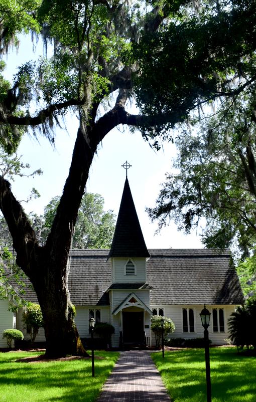 Christ Church | St. Simons Island | Photo: Travis S. Taylor