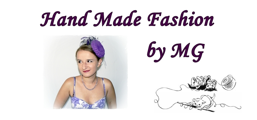 Hand Made Fashion By MG