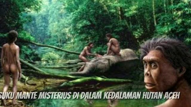 Menarik, Inilah 8 Fakta Tentang Suku Mante Dari Hutan Aceh Yang Katanya Mirip Goblin