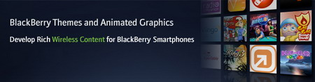 New BlackBerry Theme Studio enables Easy Theme Design, Illustration and Animation