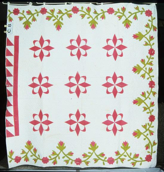 Cloud Of Quilt Patterns