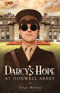 Book Cover: Darcy's Hope at Donwell Abbey by Ginger Monette