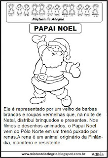 Texto sobre Papai Noel