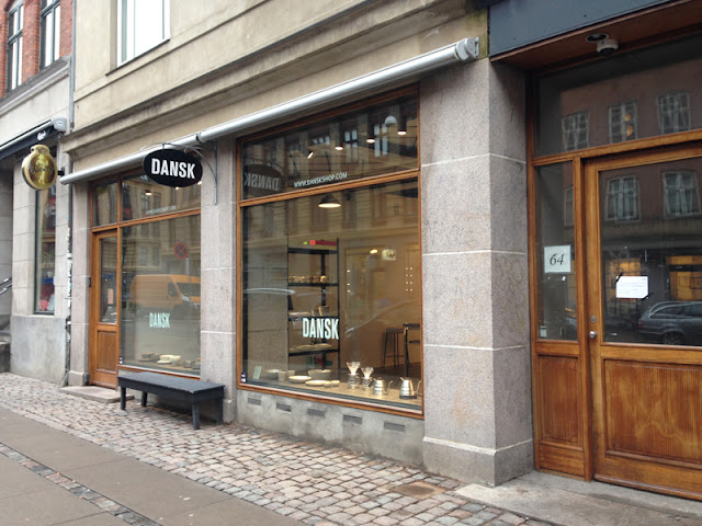 DANSK Made for Rooms, with two branches on Copenhagen's Istedgade