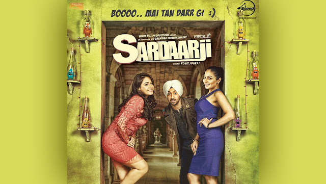 Sardaar Ji 2015 Punjabi Movie Download 720p HDRip