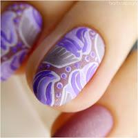 muffinkowe paznokcie