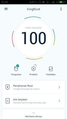 Tips Root Android Tanpa PC Menggunakan Kingroot 100% Sukses