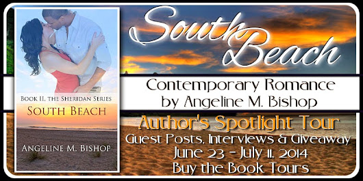 What Readers Want - Books, Books and Books: South Beach by Angeline M. Bishop #GuestPost #Giveaway