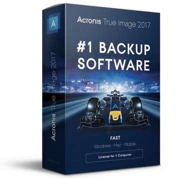 Acronis True Image 2017 20.0 Mega