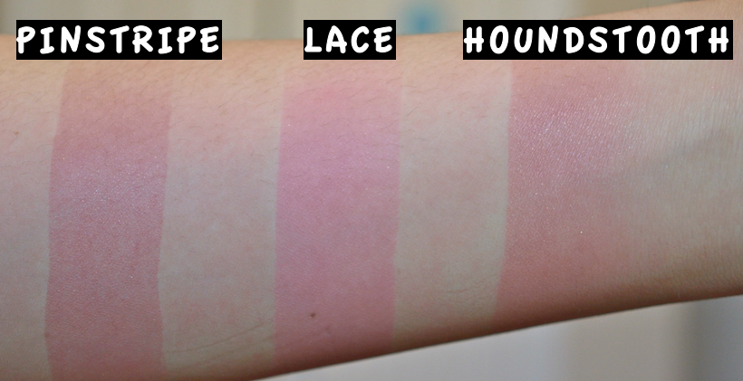 TheBalm Instain Blushes: Review and Swatches | The Happy