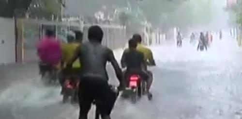 Hurricane Matthew: Thousands Displaced In Haiti