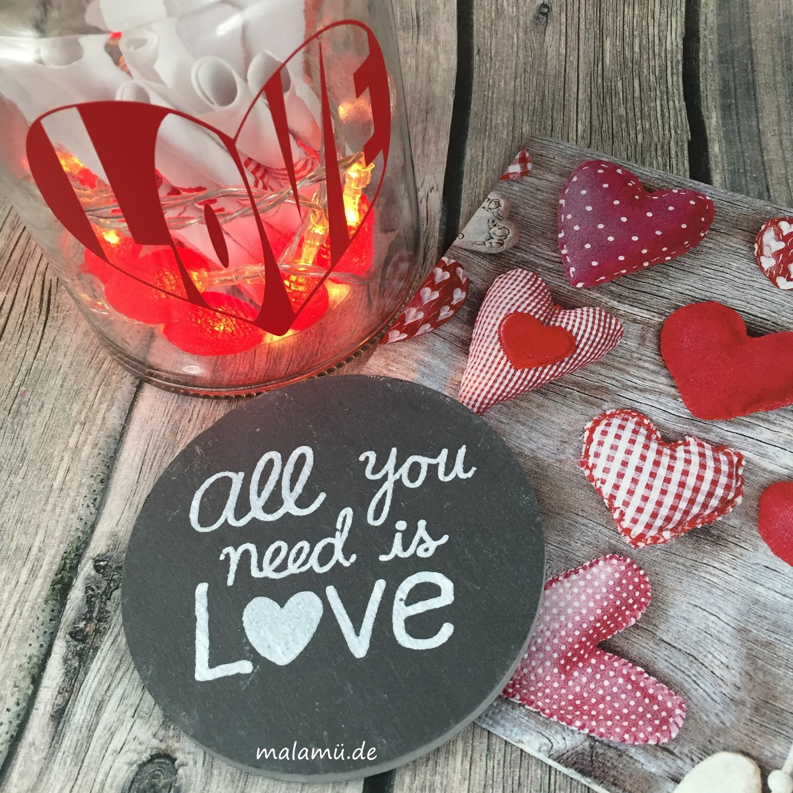 Was Weihnachtsschokolade Mit Valentinstag Zu Tun Hat   DIY / Upcycling