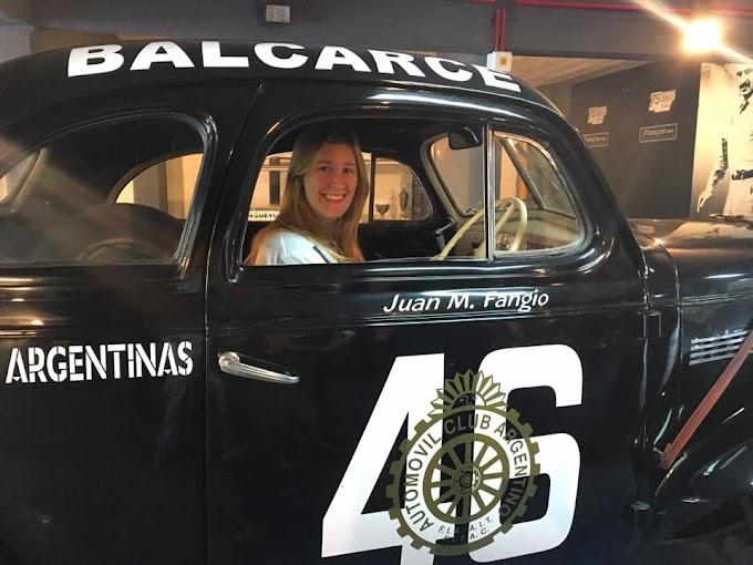 """Julia Ballario: """"a Salta, después de toda esta polémica, voy a ir para ganar"""""""