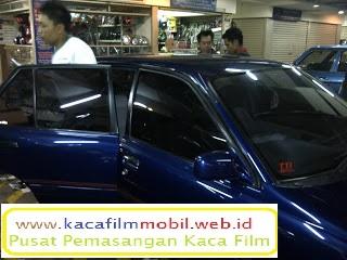 Pasang Kaca film mobil Toyota Starlet