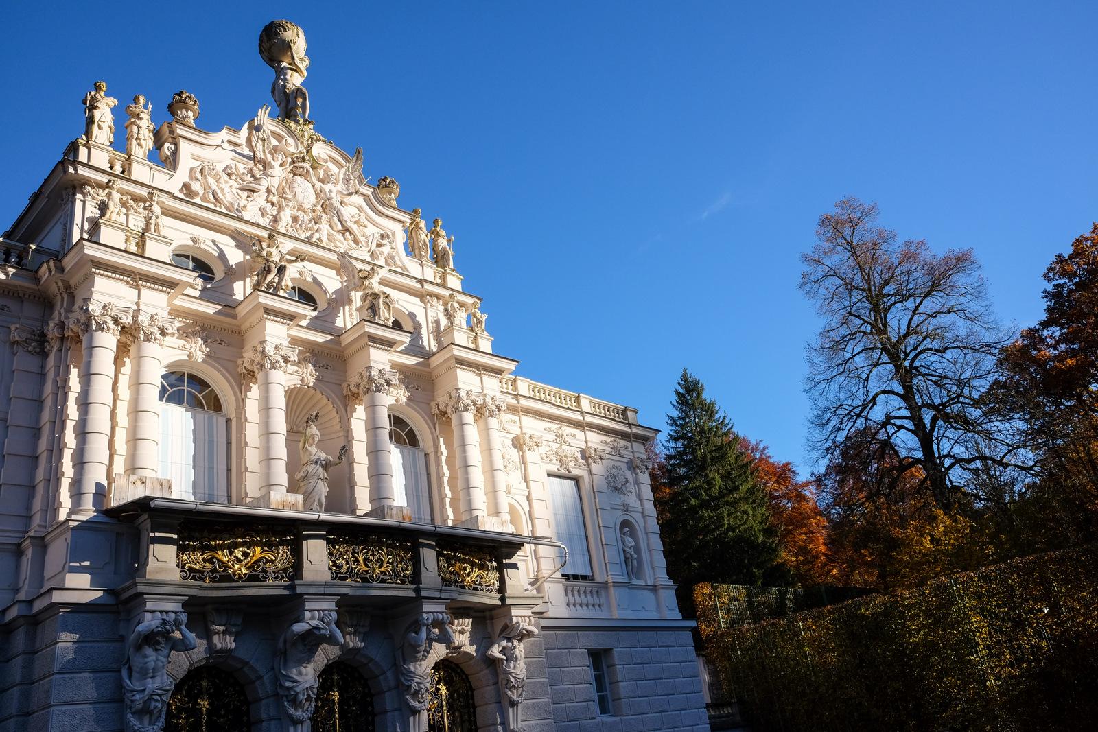 Cafe Schlosshotel @ Linderhof Palace & Park, Germany