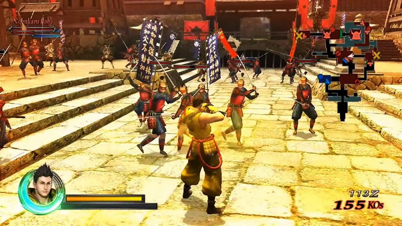 Download Game Basara Heroes For Java - berriessqueal