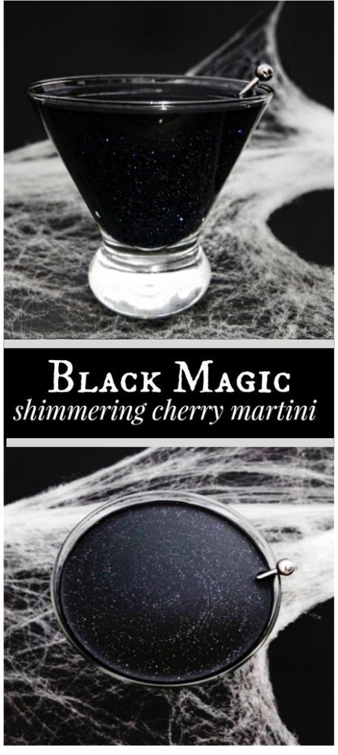 Dark MAGIC #drink