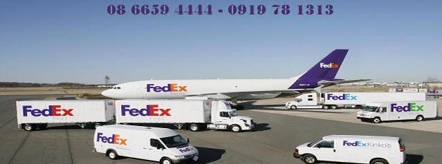 Dịch vụ chuyển phát nhanh quốc tế FEDEX  Việt Nam