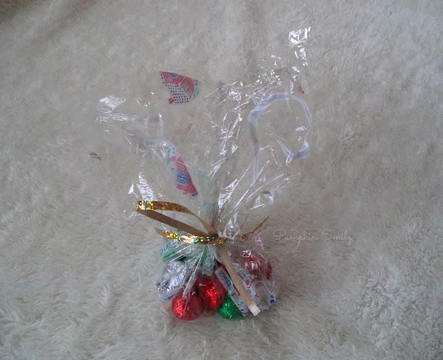 DIY Candy Treat Bag
