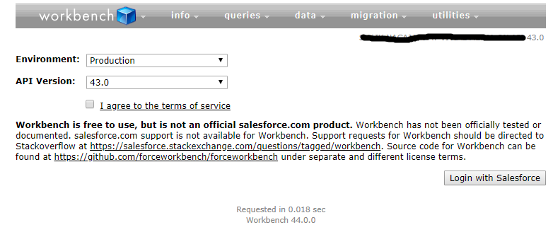 How to Check Your Org Governor Limits Using Workbench - Salesforce