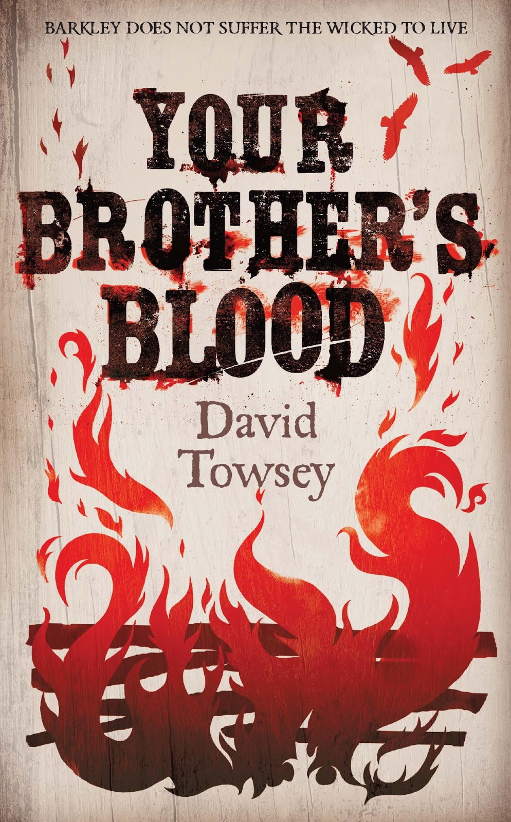 Your Brother's Blood by David Towsey