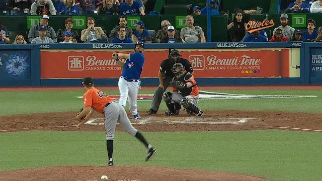 El bateador designado de los Azulejos de Toronto sonó 13 batazos de dos o más bases (seis vuelacercas), con un excelente balance de 16 fletadas y 17 vueltas al cuadro, más un .295 que evidencia el regreso de su ofensiva.