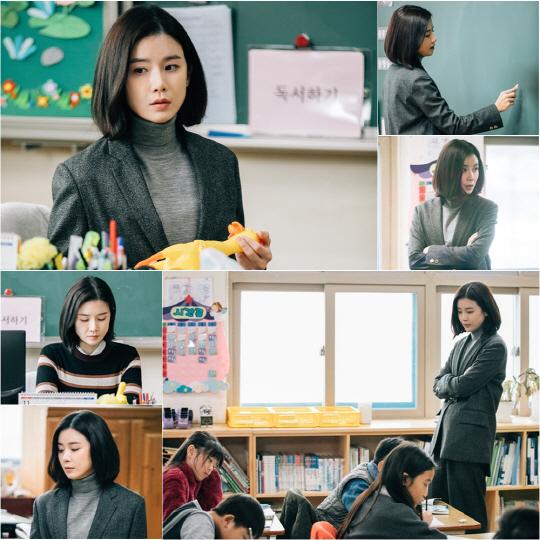 tvN新水木劇《Mother》公開李寶英最新劇照 2018年1月上檔