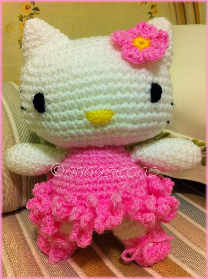 Hello Kitty bailarina
