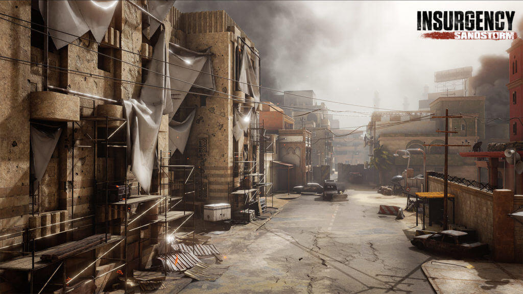Insurgency: Sandstorm First Content Update Trailer Adds Five New Guns And A Mode Playlist