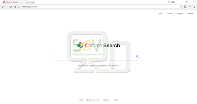 ChromeSearch.net (Hijacker)