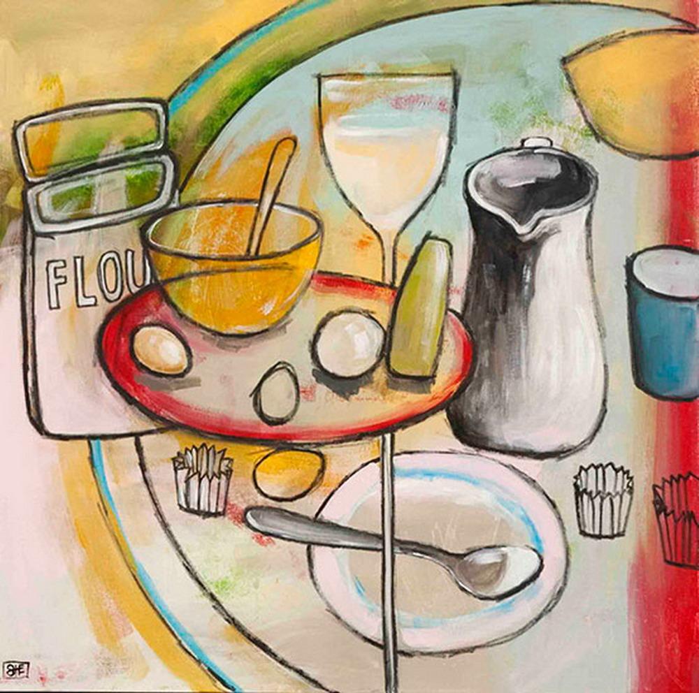 Pintura moderna y fotograf a art stica cuadros modernos for Cuadros de cocina modernos