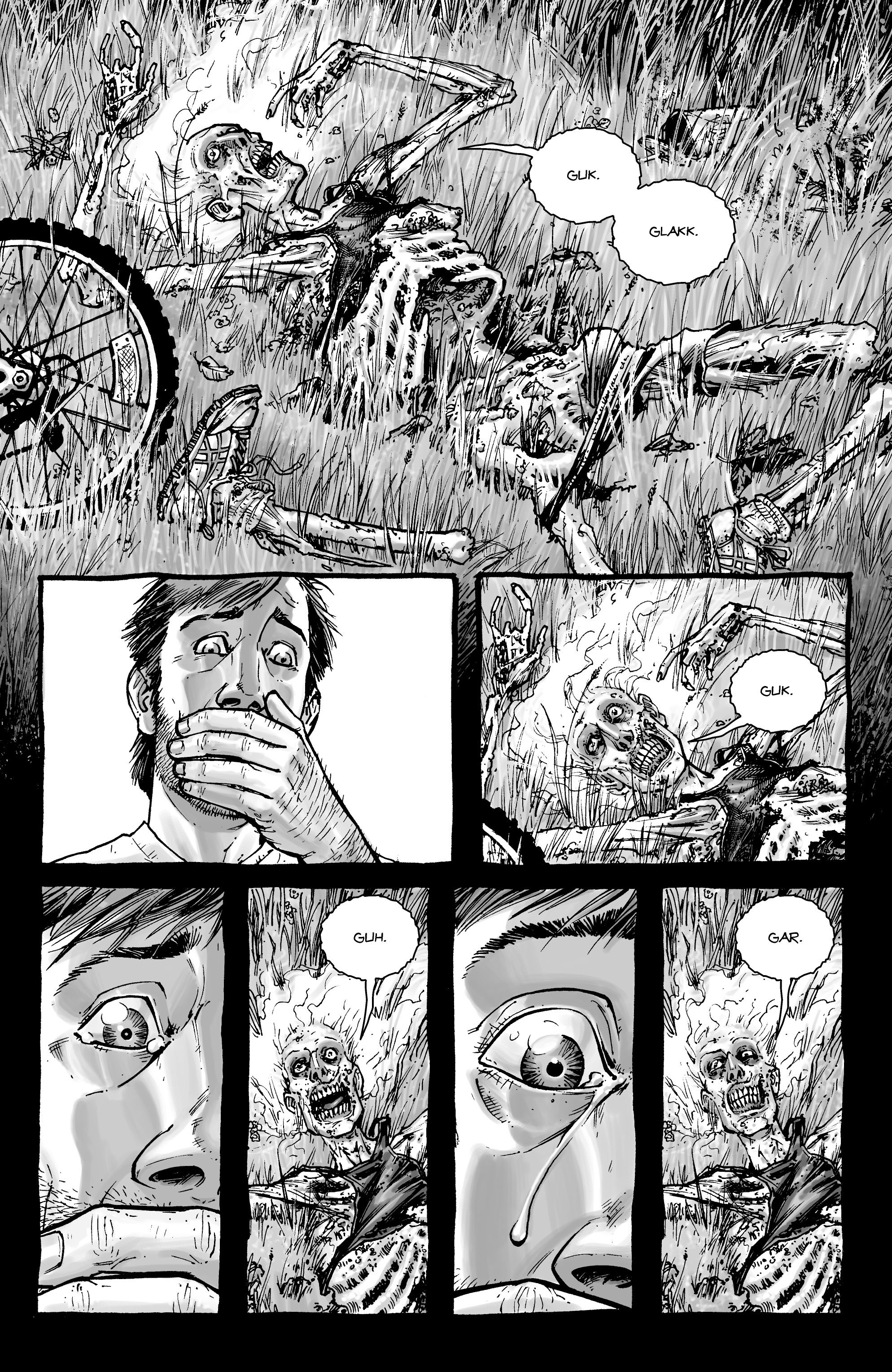 The Walking Dead issue 1 - Page 12