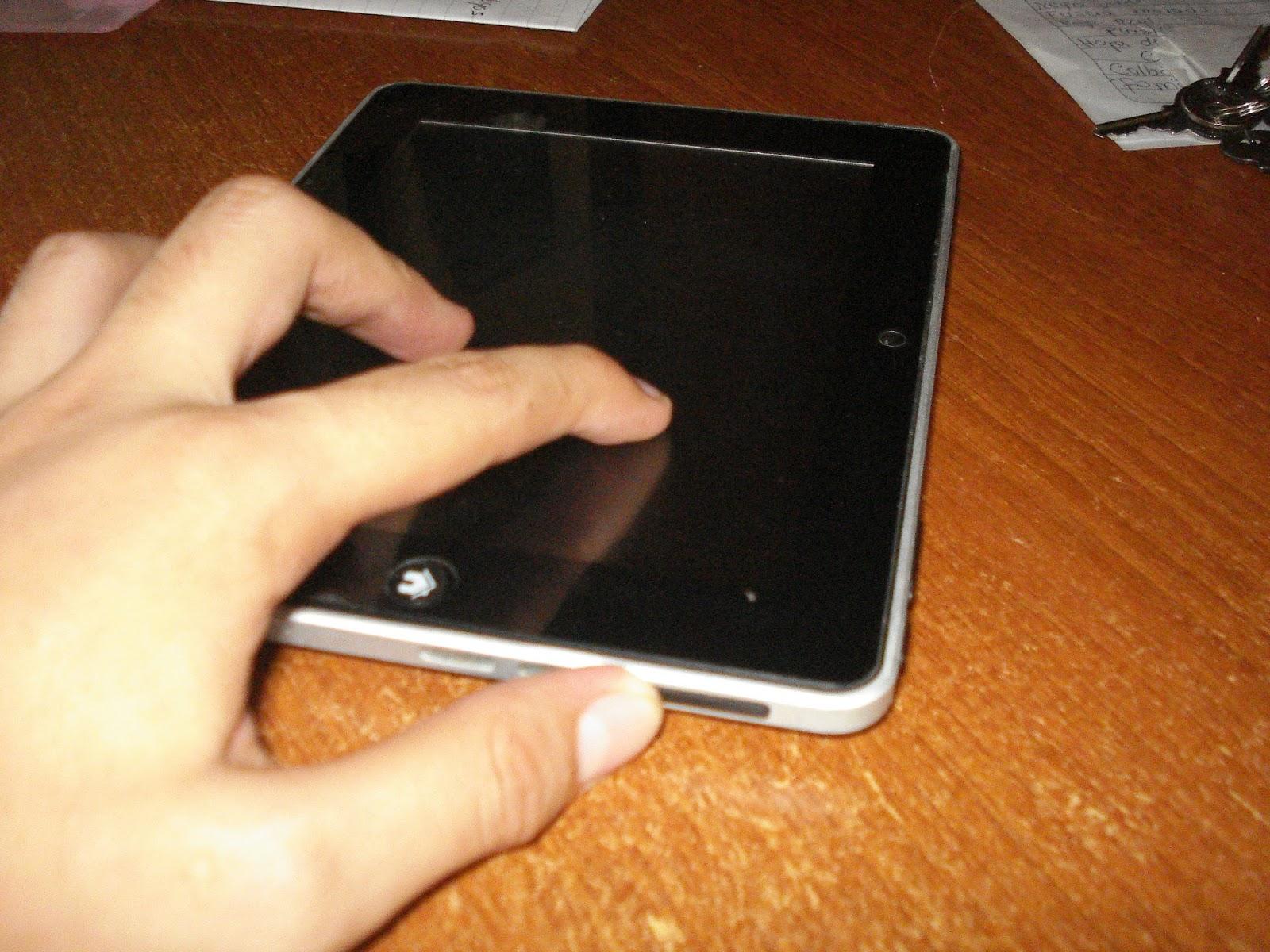 que pasa al instalar la firmware en una tablet