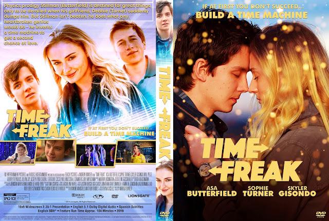 Time Freak DVD Cover