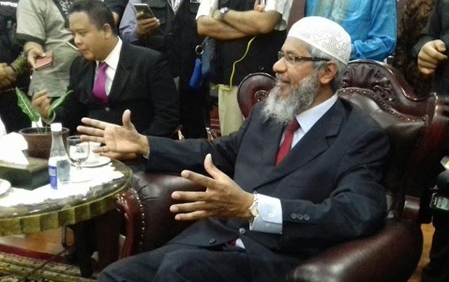 Allahu Akbar, Ini Seruan MUI Untuk Kaum Muslimin Terkait Acara Zakir Naik