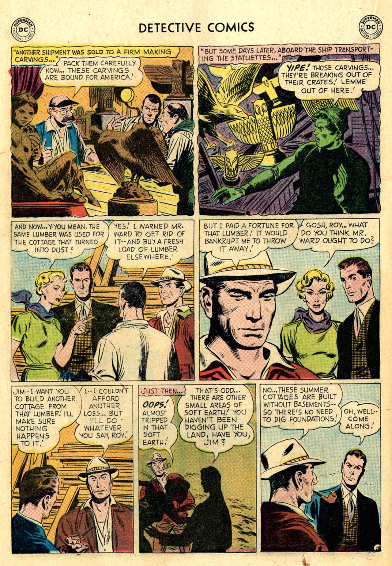 Read online Detective Comics (1937) comic -  Issue #260 - 20