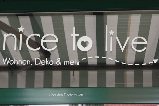 "Besuch bei Shabbylina ""Nice to live"""
