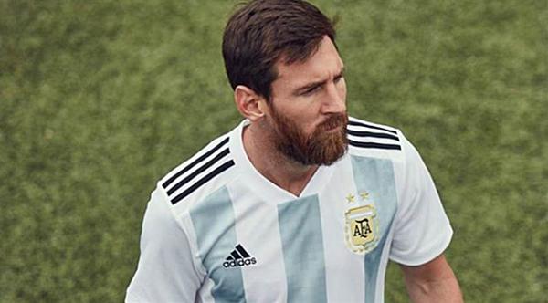 Seleção da Argentina convocada