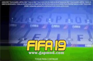 FTS Mod FIFA 19 by Games Pau1o