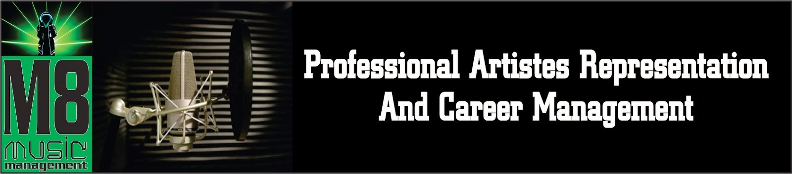 Professional Artistes Representation And Career Management
