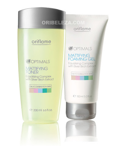 Optimals Matte Touch™ da Oriflame