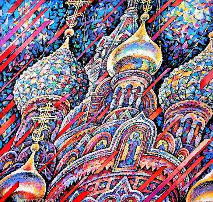 Российский художник. Виталий Заседко