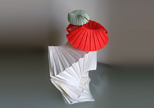 THE BEST ORIGAMI PROJECTS   Rainbow origami, Origami crafts, Origami   350x500