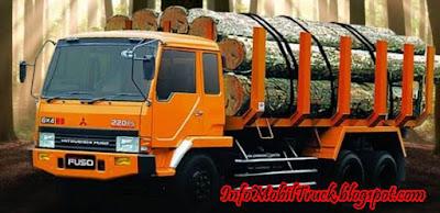 Dam truk mitsubishi fuso