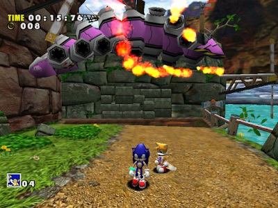 Sonic Adventure screenshot 2