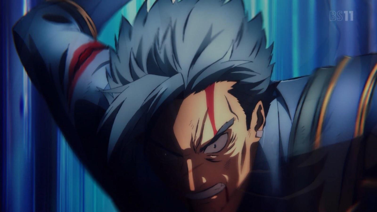 Sword Art Online: Alicization War of Underworld Part 2 Episode 2