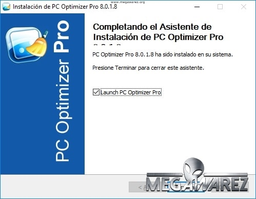 PC Optimizer Pro 8.0.1.8 imagenes