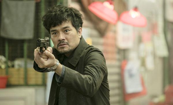 Lam Ka-Tung in THE BRINK (2017)