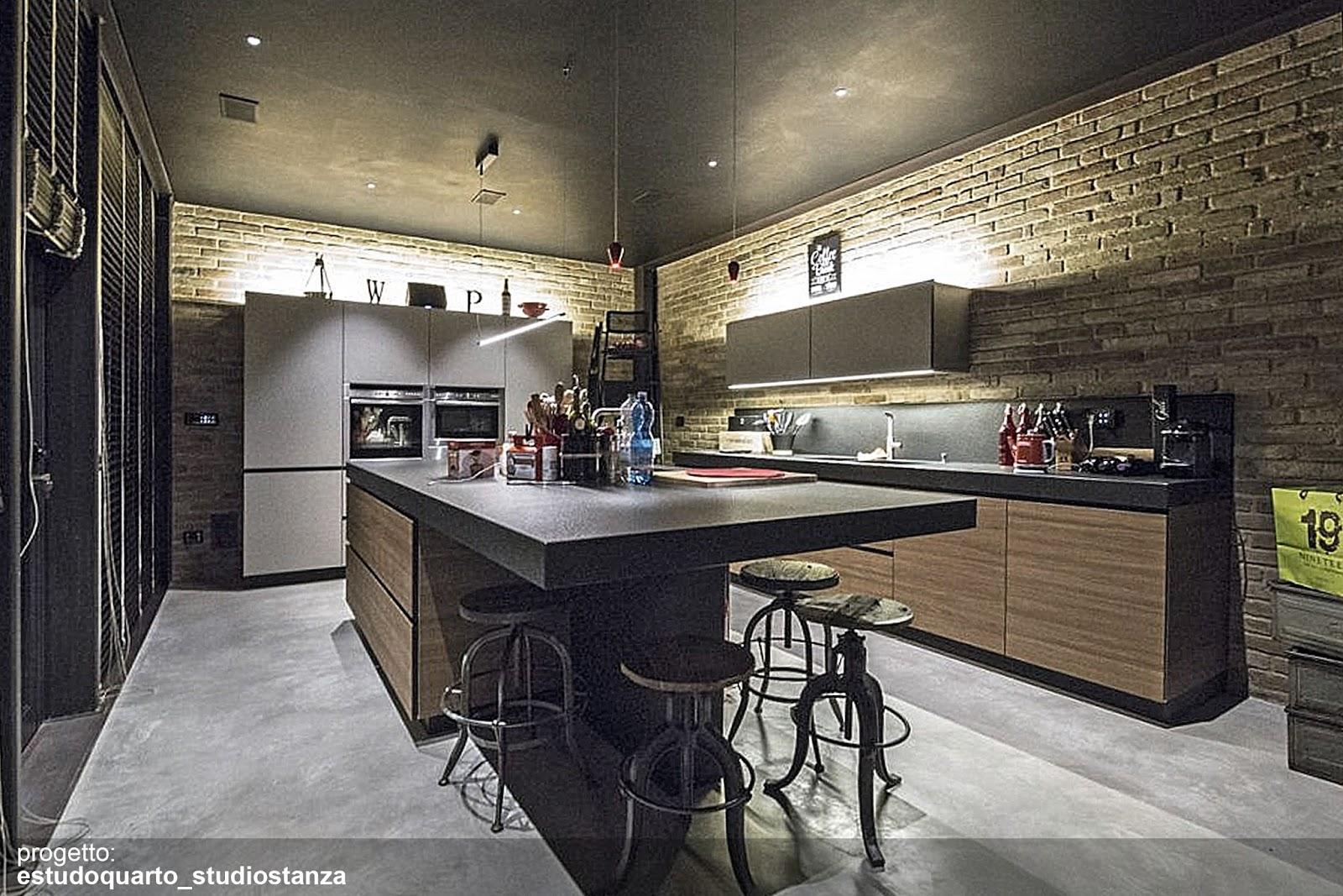 Loft i love ny studio di architettura a verona case for Arredamento brescia