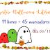 Promoção: Halloween Literário